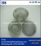 Hochwertiger Edelstahl-Metalldraht-Ineinander greifen-Filter
