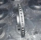 Disque de frein d'OEM 93589243 de pièces de rechange/rotor de frein pour Isuzu/Opel/Vauxhall