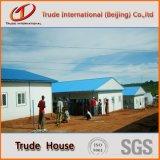 Costruzione mobile/mobile/prefabbricata della struttura d'acciaio per la Camera vivente della costruzione