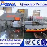 Отверстия CNC Qingdao Amada машина просто круглого пробивая