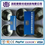 China Luoyang Fournisseur de creuset en tungstène pour cristal de saphir / creuset en tungstène