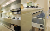 Porta moderna da cozinha de /Lacquer do armário de cozinha (ZS-830)