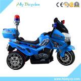 Paseo eléctrico del coche del juguete del bebé en el vehículo eléctrico de la motocicleta de los cabritos