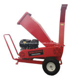 сад Shredder 80mm 9HP Loncin Engine Wood Chipper Shredder
