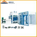 Preço automático cheio da máquina de fatura de tijolo do cimento da pressão hidráulica em India