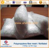 Fibre concrète de maille de la fibre pp de Polipropilen pp