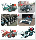 Tns Power Tiller Walking Tractor und Reaper Binder Tns Hotsale