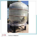 FRP GRP vertikaler Behälter-Wasser-Filter