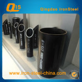 37mn Thin Wall Thickness Steel Pipe pour Gas Cylinder