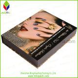 Caixa de presente quente de Cosmeic da beleza da forma do livro de dobradura da venda