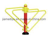 Matériel extérieur de forme physique d'horizontal exerçant des barres