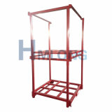China Movable Metal Stacking Pallet Equipment para Armazém