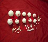 Шарик глинозема 99 керамический