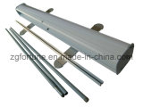 Steel plástico Roll acima de Banner Stand (FH-SG-3)