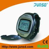 Relógio da frequência cardíaca do relógio da caloria da aptidão do exercício (JS-711A)