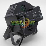 세륨, RoHS 호리호리한 LED 단계 동위 빛 플라스틱 메가 Adj 18PCS*3W RGB