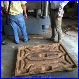 Bester Preis-hydraulische betätigende hölzerne Ladeplatten-formenmaschine