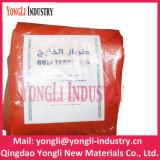 Grossista Orange Costom Industry HDPE Tarpaulin
