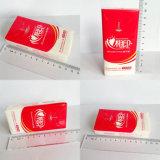 Toalha macia do tecido dos tecidos Pocket que envolve a máquina de embalagem