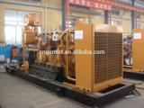 De kleinschalige Macht die van de Gasvorming van de Biomassa van de Schil van de Kokosnoot Reeks produceren