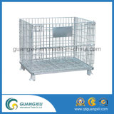 Ladung-Speicher-Geräten-stapelbarer galvanisierter Speicher-Rahmen