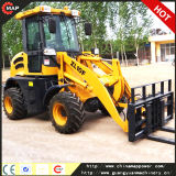 セリウムとの1.0ton Front Wheel Loader