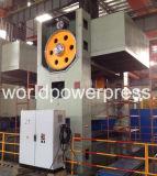 Type proche machine de 630 tonnes de presse de pouvoir de manivelle de double