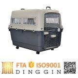 Caixa de viagem segura e segura para cães