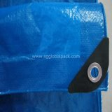 Bâche de protection bleue de PE de couverture chinoise de camion