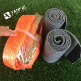 5ton X 15m Polyester Trickline Slackline met de Beschermers van de Boom