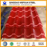 25-210-1050 CGCC Farben-gewölbtes Blatt