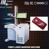 Fait dans le prix de gros de gros de la Chine du meilleur graveur de laser de fibre des prix de machine de marque de laser de qualité sur la machine en métal