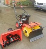 5.5HP Loncine Power Gasoline Snow Sweeper avec du CE (SSG5562)