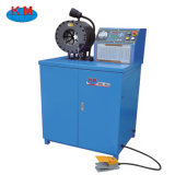 고품질 알맞은 가격 유압 호스 주름을 잡는 기계 Km 91c 6