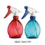 Plastic Trigger Sprayer Bottle House Cleaning Bottle 350ml (NB304)