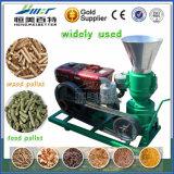 Il mini albero del gambo della paglia del cereale di alta qualità lascia la macchina del combustibile della pallina