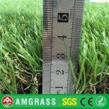 Relvado do campo e grama sintética para a decoração