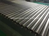 el tamiz de la cubierta del pozo de petróleo 30micron/el alambre de la cuña envolvió el tamiz usado para el petróleo refina