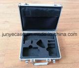 AluminiumAlloy Toolbox mit Schnitt-heraus Foam und Bag