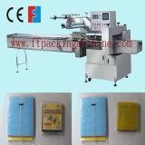 Machine à emballer horizontale de flux d'éponge (FFA)