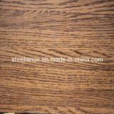 Hölzernes Oberflächenaluminium-/Aluminiumblatt für Dekoration-Wand (RA-035)