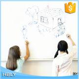 Gestempelschnittener Graffito-pädagogischer bekanntmachender Klassenzimmer Whiteboard Film