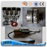 6kw steuern Gebrauch-kleines leises Dieselgenerator-Set mit Soundroof automatisch an