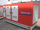 приведенный в действие генератор природного газа серии 50kw h звукоизоляционный