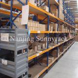 Scaffalatura d'acciaio resistente di racking di memoria industriale del magazzino
