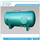 高圧炭素鋼の圧縮空気タンク