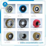 Mitsubishi, Otis, Thyssen, Kone, Hynudai, Schindler Escalador Step Roller