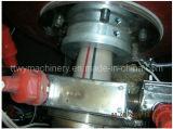 Linha de produção plástica da extrusão da tubulação de água do HDPE