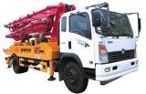 petit camion de pompe concrète de 21-33m