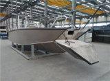 LC7500 알루미늄 상륙용 주정 배 트롤 선 작업 배